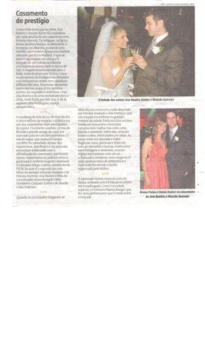 Casamento de Prestígio - Estado de Minas