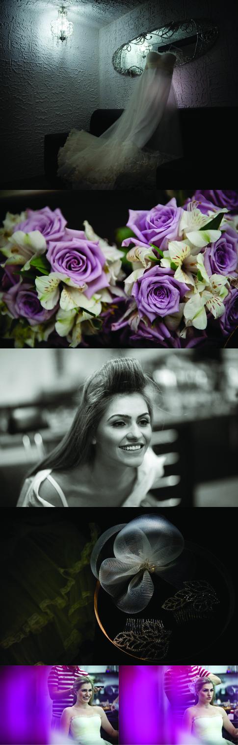 A linda trajetória de uma flor