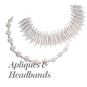 Apliques & Headbands